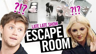 Download lagu Niall Horan & Julia Michaels Must Escape to Perform Their Song