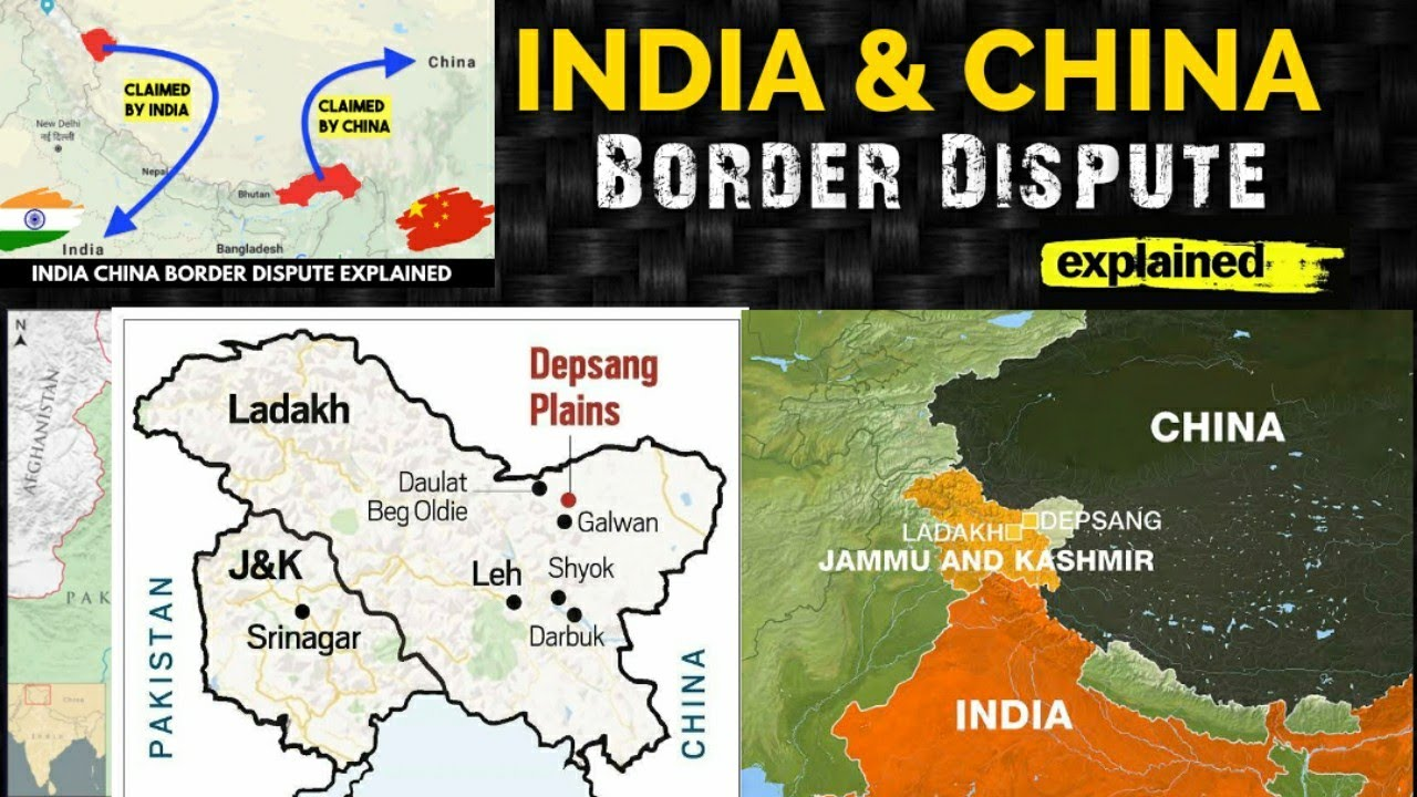 India China Border Dispute | Explained | Galwan Valley & Pangong Tso Lake Issues Explained |