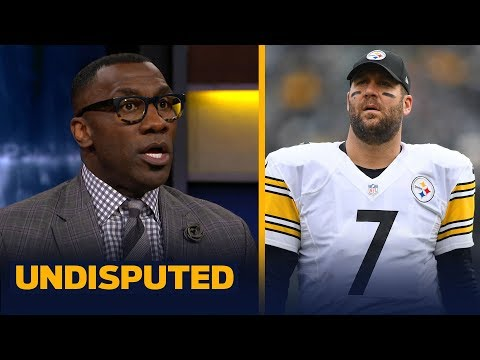 Shannon Sharpe thinks Ben Roethlisberger fumbled on purpose to spite former coach | NFL | UNDISPUTED