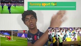 funny sport fail
