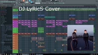 [FL Studio 12] Martin Garrix & Troye Sivan - There For You [Cover/ Instrumental & Acapella]