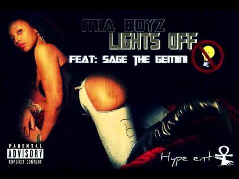 M.I.A. Boyz ft. Sage The Gemini - Lights Off [Thizzler.com]