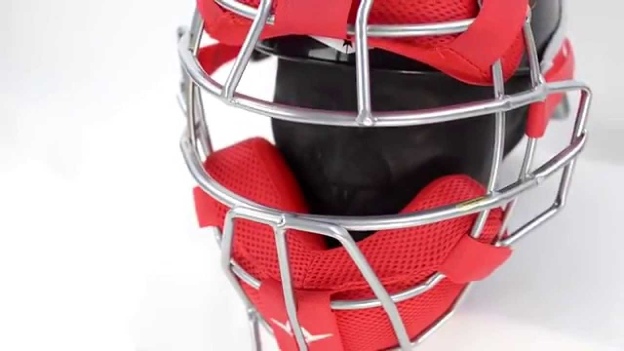 All Star System Seven Steel Catchers Mask