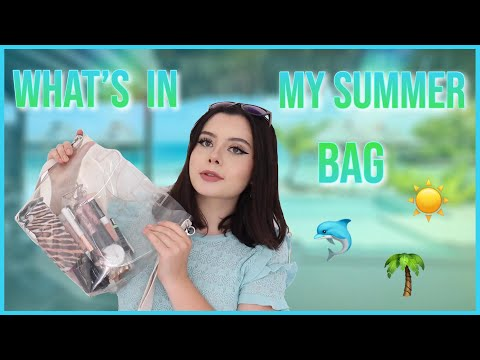 WHAT'S IN MY BAG : SUMMER EDITION thumbnail