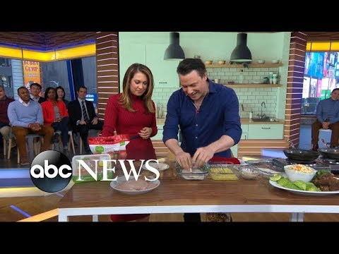 Rocco DiSpirito's tips for healthy cooking in 2019 - YouTube
