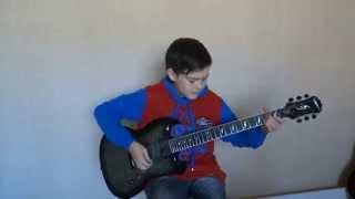 Уроки игры на гитаре г. Благовещенск - Отзыв Ильи Е.