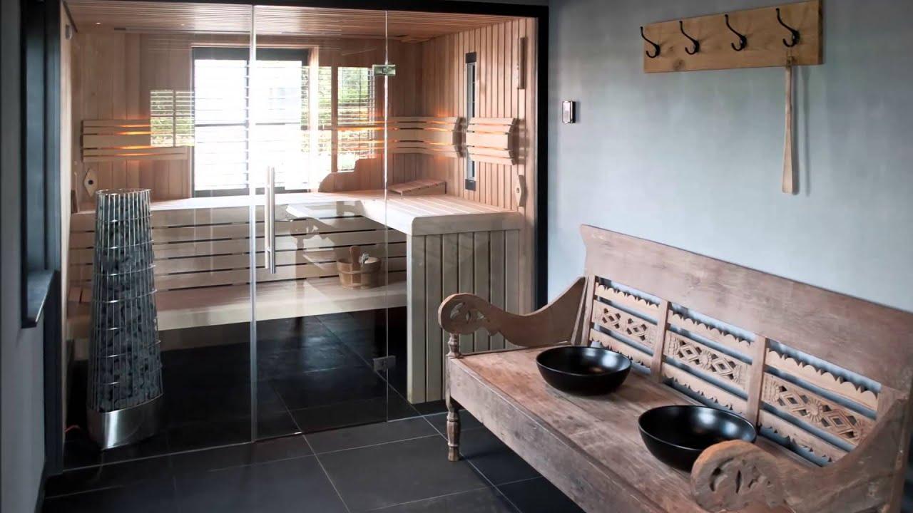 Saunas gebouwd door: van gemert zwembaden & saunas youtube