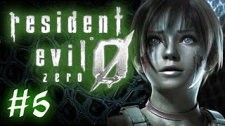 Two Best Friends Play Resident Evil Zero HD (Part 5)