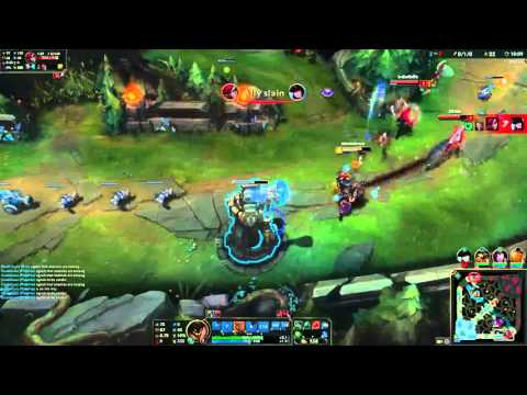 League of legends - Malphite Support- Dubai player faisalalkous - Eu west
