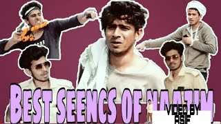 #Best All Gali Scencs of Naazim Video of Round2hell #Funnyvideos