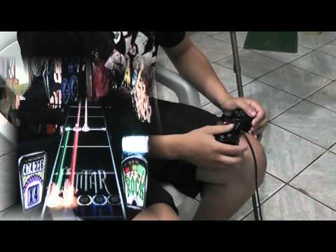 Guitar God - Fury Of The Storm 96% Expert Recorde!! - Dualshock (1 Milhão de pts)