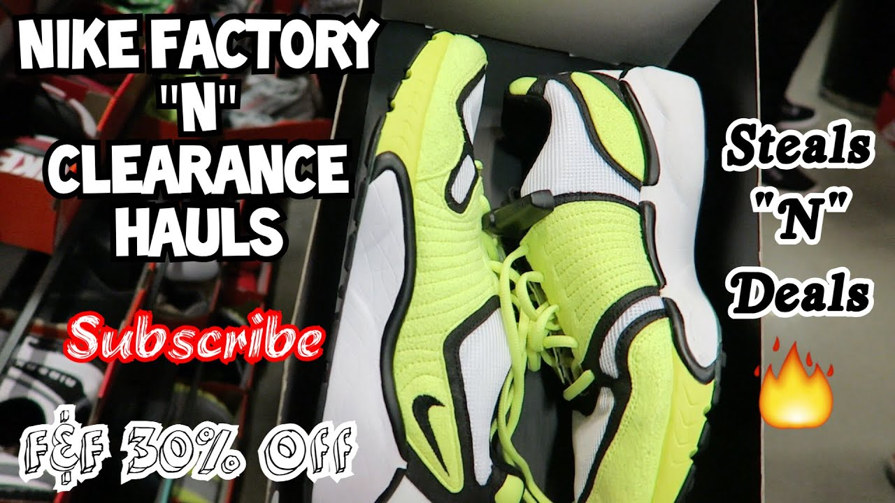 Nike Outlet & Clearance Deals May 2016