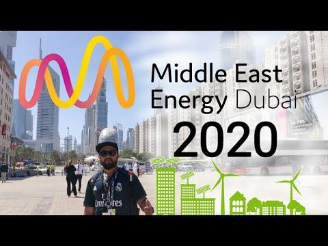 Middle East Energy expo DUBAI 2020