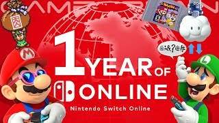 Wait...Do We LIKE Nintendo Switch Online Now?! - 1 Year Anniversary Discussion