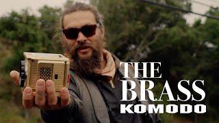 THE BRASS KOMODO