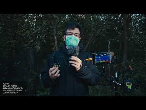 Boya BY-PVM50 - Przegląd, testy, recenzja stereofonicznego mikrofonu nakamerowego