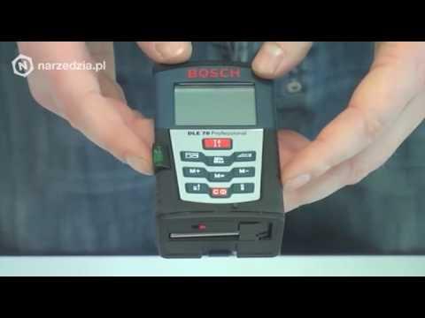 Makita Entfernungsmesser Opinie : Dalmierz laserowy bosch dle 70 youtube