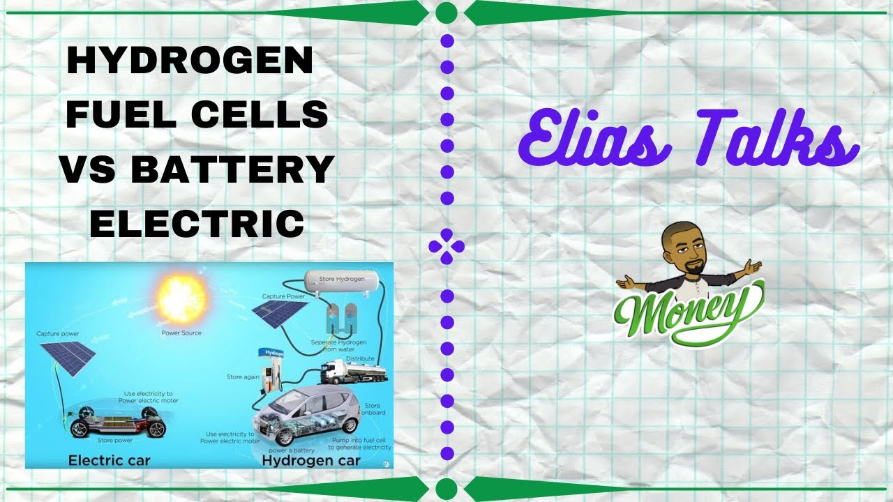 Investor Talk Daily | Hydrogen Electric vs Battery Electric