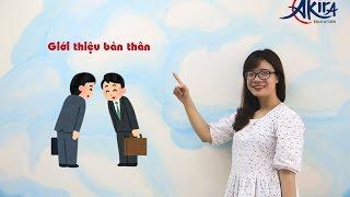 5 mẫu câu giới thiệu bản thân bằng tiếng Nhật