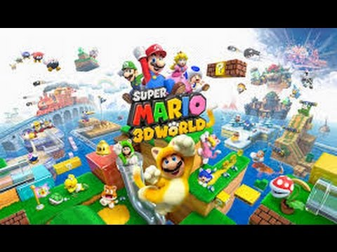 let's play super mario 3d world: a rocky situation