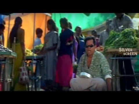 Brahmanandam Acting As Beggar Best Comedy Scene | Telugu Comedy Scenes | Silver Screen Movies