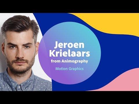 Jeroen Krielaars - Motion Graphics | Hidden Treasures 2018 - 2 Of 3