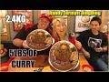 5lb Curry Eating Challenge w/ Randy Santel, Zermatt Neo & 大胃王丁丁 | 大胃王挑戰 2.4KG咖哩