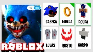 BEWARE OF THE NEW SONIC PROFILE. EXE IN ROBLOX!!