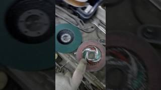 Обзор на липестковый зачистной диск фирмы SunMight