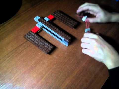 Как сделать арбалет из лего