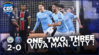 Manchester City vs Paris SG (2-0) LIGUE DES CHAMPIONS - Débrief #876​  - #CD5