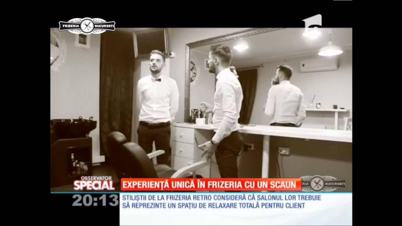 Frizeria Bucuresti La Observator Special Youtube