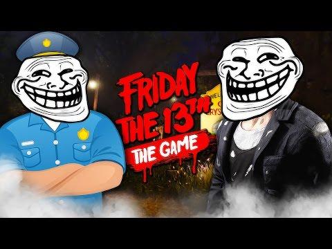 LLAMO A LA POLICIA Y PASA ESTO 😂 | FRIDAY THE 13th THE GAME Español