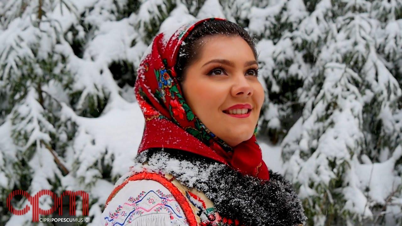 Teodora Șandru - Roșu de la răsărit (COLINDE ARDEAL)