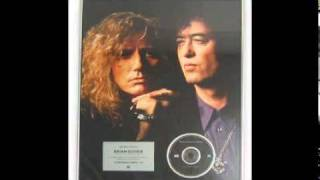 Take A Look at Yourself (Coverdale & Page Unplugged Demo)