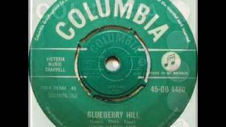 John Barry And His Orchestra - Blueberry Hill ( 1960 )