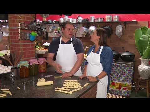 Aprenda a receita do biscoito de polvilho frito