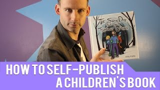 How to self-publish a children