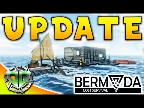 Bermuda - Lost Survival Gameplay : New Update! More Tools, Areas, & MORE! (PC Early Access)