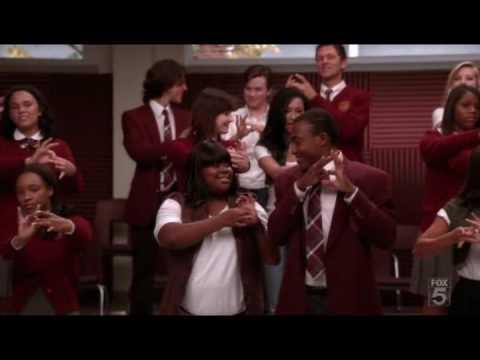 Imagine-Glee & Deaf Choir