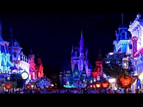 mickeys not so scary halloween party 2015 at the magic kingdom walt disney world - Disney Halloween Orlando