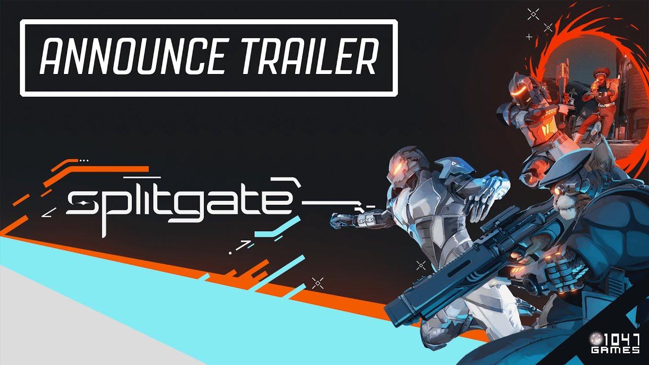 Splitgate (2021): Announce Trailer
