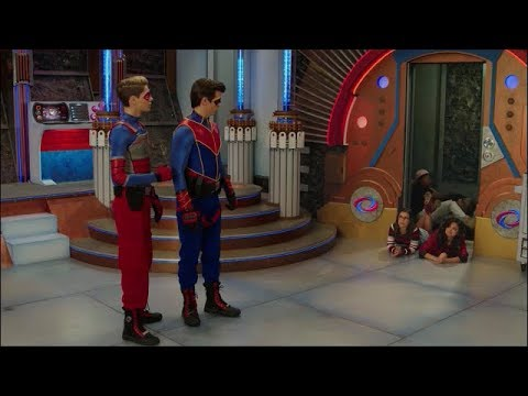 Henry Danger And Game Shakers Crossover Danger Games Official