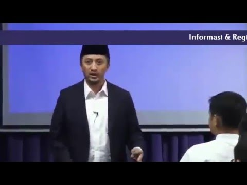 Presentasi PayTren oleh  Ust. Yusuf Mansur