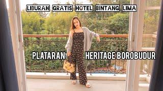 LIBURAN GRATIS Di Hotel Bintang Lima
