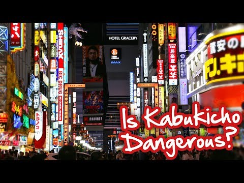 How Safe is Kabukicho? - Dangerous Areas in Tokyo