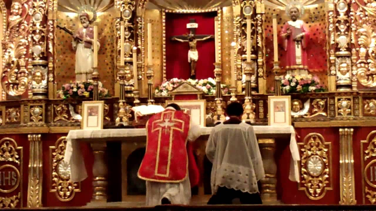 Latin Mass Sspx 90