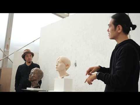 東京造形大学彫刻専攻 2年生講評会 #1