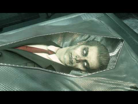 Batman: Arkham Asylum - Thomas and Martha Wayne in the Morgue (PS4 HD)