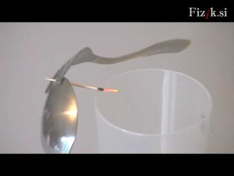 Equilibrium - physics experiment - YouTube